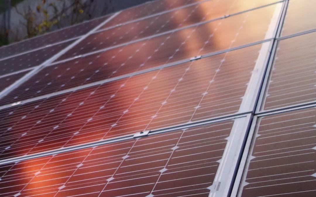 Why solar?